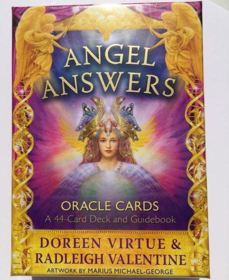 Angel & Tarot Cards