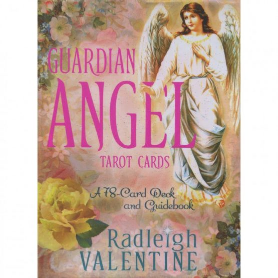 Guardian Angel Tarot Cards By Radleigh Valentine
