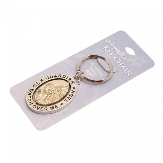 Angelstar Keyring - Guardian Angel