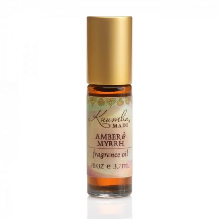 Amber & Myrhh Fragrance Oil