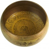 Extra Loud - Singing Bowl -One Buddha