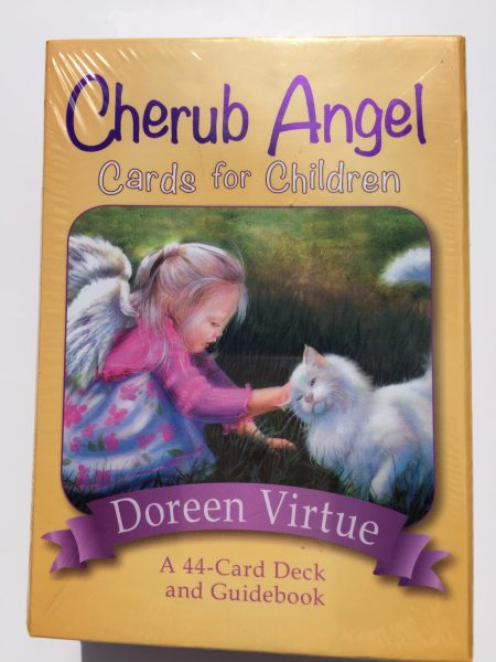 Cherub Angel Cards For Children By Doreen Virtue
