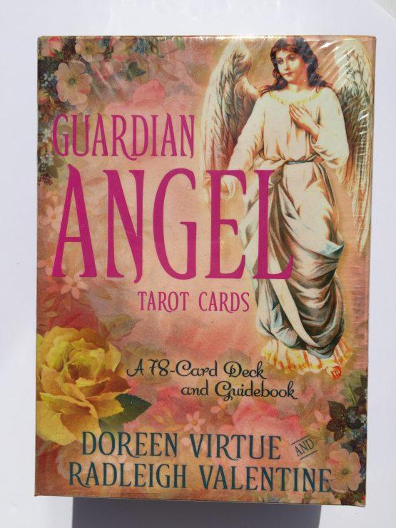 Guardian Angel Tarot Cards by Doreen Virtue & Radleigh Valentine