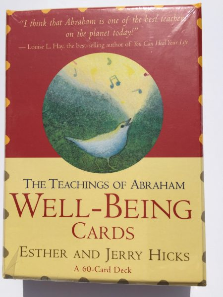 Well-Being Cards The Teachings of Abraham by Esther and Jerry Hicks