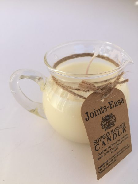 Soy Massage Candle- Joints Ease