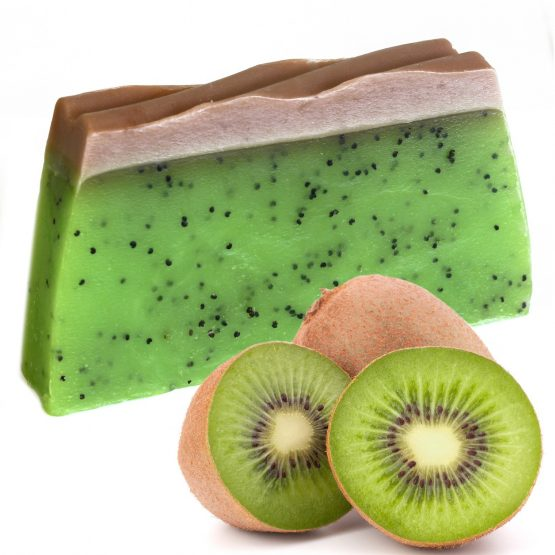 Tropical Paradise Soap- Kiwi