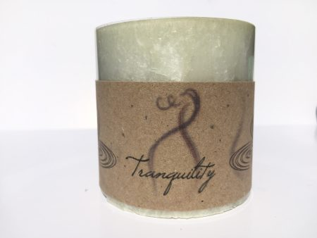 Tranquility Fragranced Candle