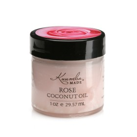 Rose Coconut Oil