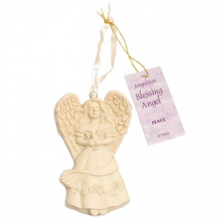 Hanging Blessings Angel-Peace