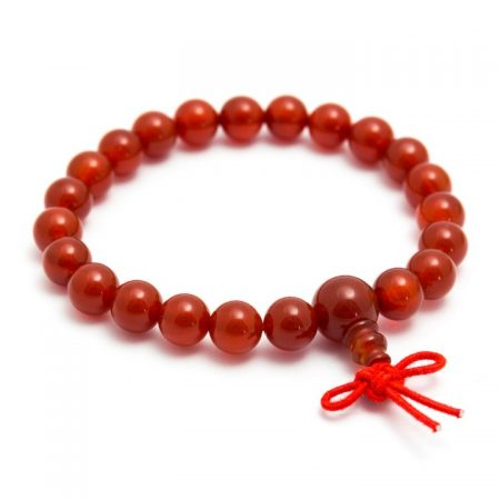 Carnelian  Crystal Power  Bracelet