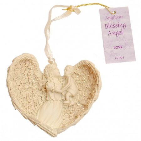 Hanging Blessings Angel-Love