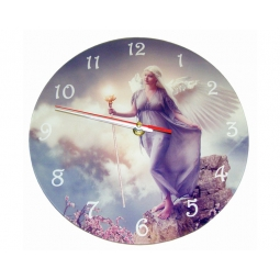 Guided Light Clock-Cindy Grundsten Collection
