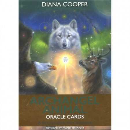 Archangel Animal Oracle Cards by Diane Cooper