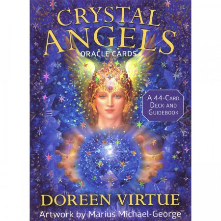 Crystal Angel Oracle Cards by Doreen Virtue