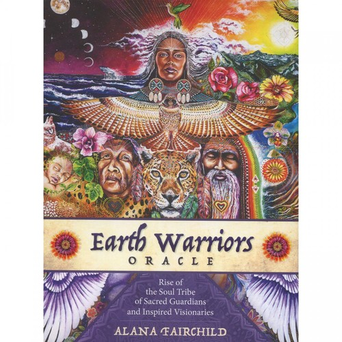Earth Warrior Oracle -Alana Fairchild