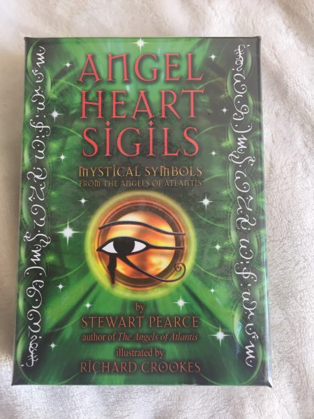 Angel Heart Sigils Cards - Stewart Pearce