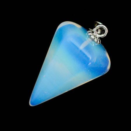 Opalite Crystal Pendulum Pendant