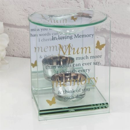 Thoughts Of You Glass Wax Melt / Oil Burner Mum