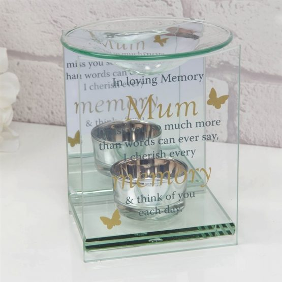 Thoughts Of You Glass Wax Melt - Oil Burner Mum