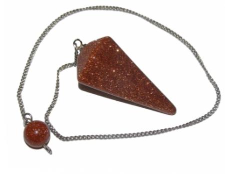 Goldstone Faceted Pendulum