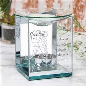 Guardian Angel Photo Frame Wax Melter - Oil Burner
