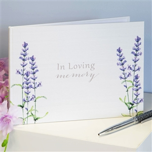 In Loving Memory Book