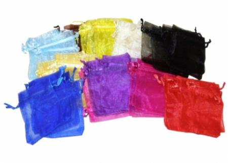 Organza Bags (Small)
