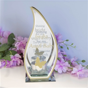 Thoughts Of You Flame Tealight Holder Baby 20cm