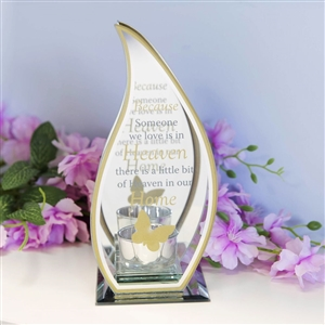 Thoughts Of You Flame Tealight Holder Heaven 20cm
