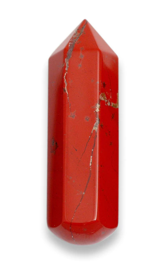 Red Jasper Crystal Wand